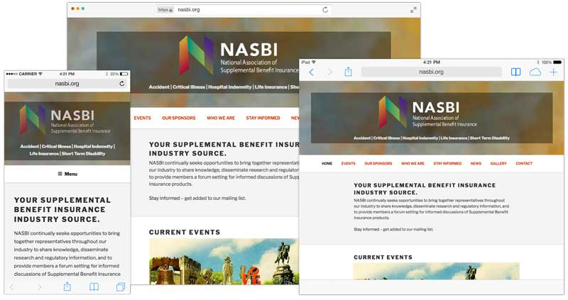 NASBI launches new website