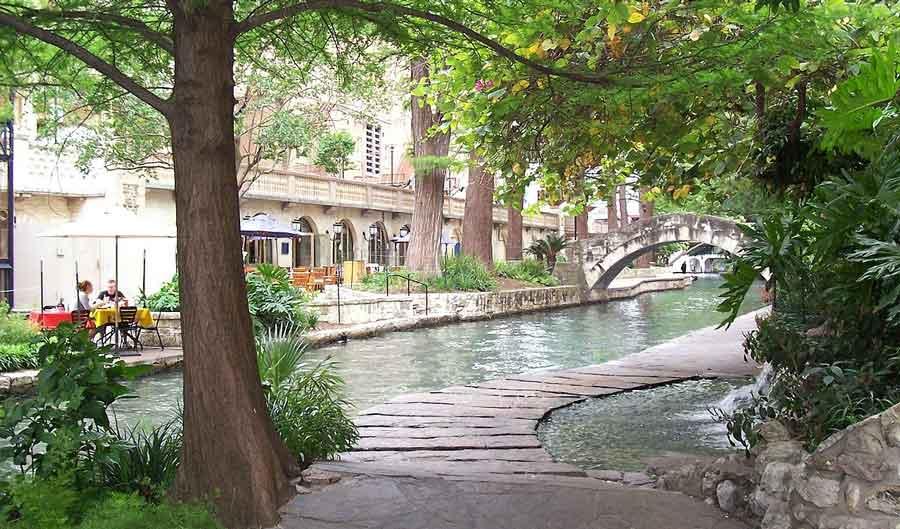 San Antonio, TX, Riverwalk