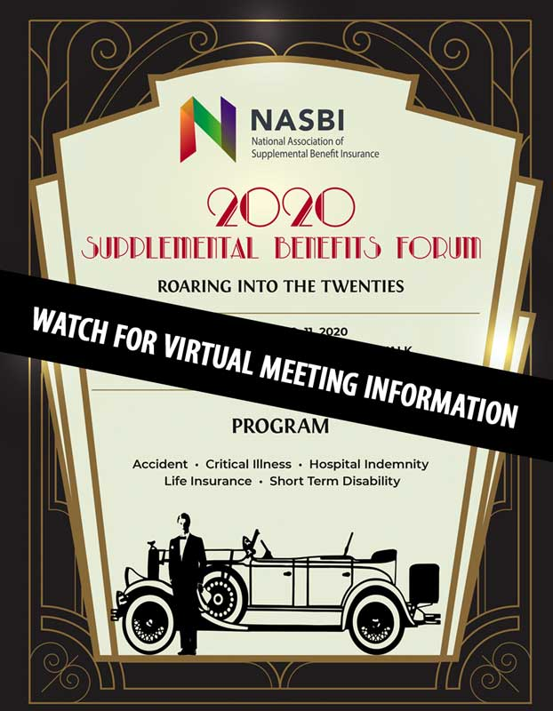 Virtual Event - 2020 NASBI Forum