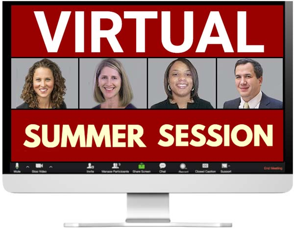 Virtual Summer Session